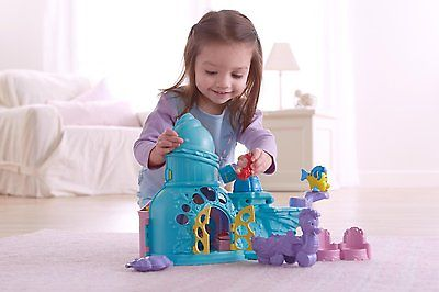 Fisher Price Little People Disney Princess Little Mermaid